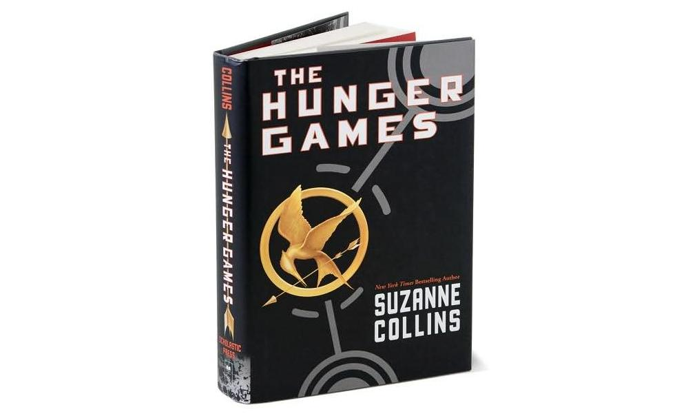 the hunger games book  ebook
